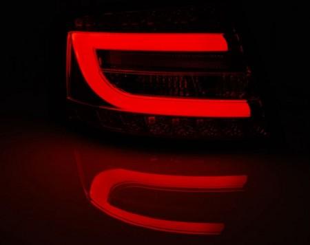LED TAIL LIGHTS RED SMOKE fits AUDI A6 C6 SEDAN 04.04-08 7PIN