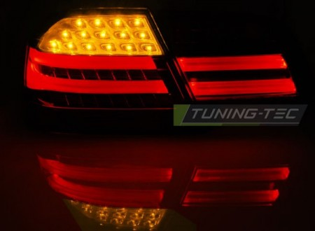 LED BAR TAIL LIGHTS RED WHIE fits BMW E92 09.06-03.10