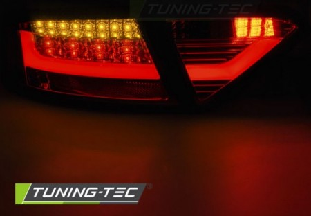 LED BAR TAIL LIGHTS RED WHIE fits AUDI A5 07-06.11