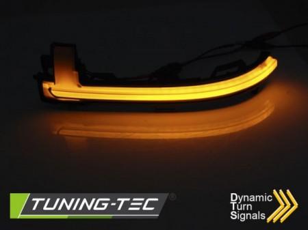 SIDE DIRECTION IN THE MIRROR SMOKE LED SEQ fits BMW X3/ X4/ X5/ X6