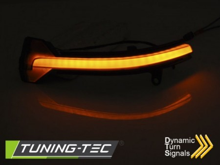 SIDE DIRECTION IN THE MIRROR SMOKE LED SEQ fits BMW F10/ F11/ F12/ F13/ F01