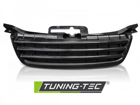 GRILLE GLOSSY BLACK fits VW TOURAN 03-06