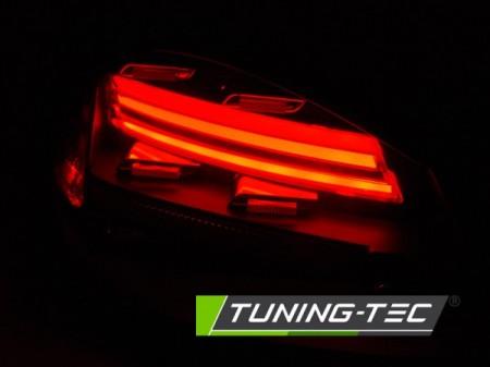 LED BAR TAIL LIGHTS BLACK SMOKE SEQ fits PORSCHE BOXSTER / CAYMAN 987 09-12
