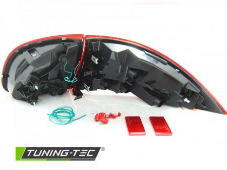 LED TAIL LIGHTS RED WHITE fits PORSCHE CAYENNE 10-15