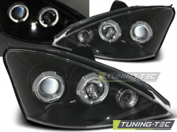 FORD FOCUS 10.98-10.01 ANGEL EYES BLACK