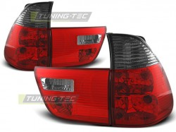 TAIL LIGHTS RED SMOKE fits BMW X5 E53 09.99-06