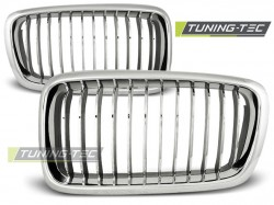 GRILLE CHROME fits BMW E38 06.94 - 07.01