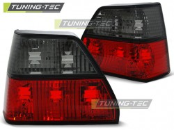 TAIL LIGHTS RED SMOKE fits VW GOLF 2 08.83-08.91