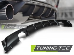 BMW F30 F31 MP TWIN OUTLET SINGLE  MUFFLER (335i 335d)