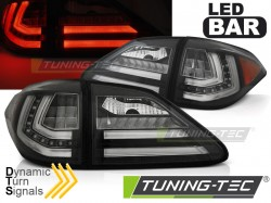 LEXUS RX III 350 09-12 BLACK LED SQL