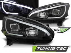 PEUGEOT 208 4.12-06.15 TUBE LIGHT BLACK