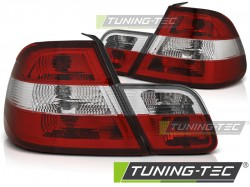 TAIL LIGHTS RED WHITE fits BMW E46 04.99-03.03 COUPE
