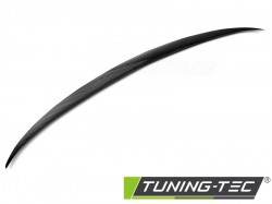 TRUNK SPOILER SPORT STYLE CARBON LOOK fits BMW F10 10-16