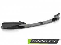 SPOILER FRONT BMW F30/F31 11- M PERFORMANCE CARBON LOOK