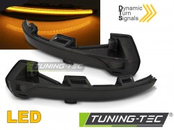 SIDE DIRECTION IN THE MIRROR SMOKE LED SEQ fits VW PASSAT B8 / ARTEON