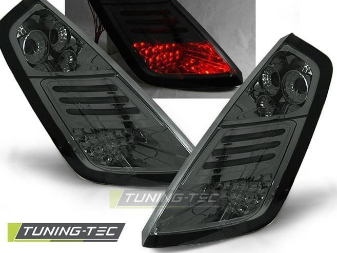 LED Rückleuchten Heckleuchten Set Fiat Grande Punto 199 2005-2009 smoke
